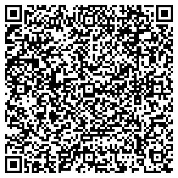 QR-код с контактной информацией организации New Performance, ЧП
