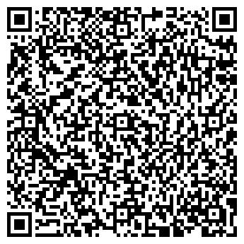 QR-код с контактной информацией организации АМТ, ЧП
