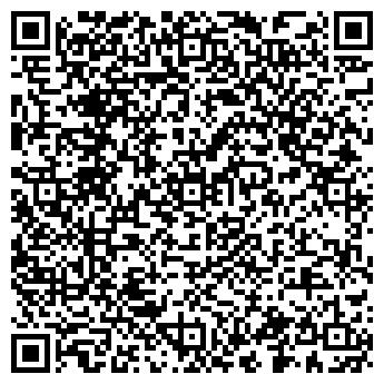 QR-код с контактной информацией организации Интерьер, ЧП