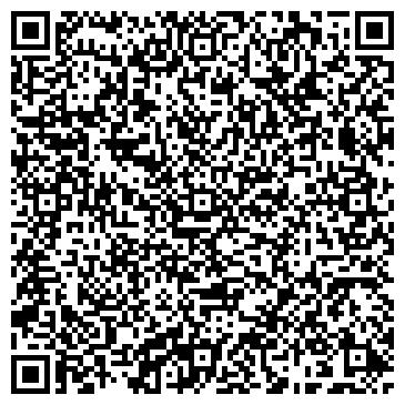 QR-код с контактной информацией организации Зеленый вернисаж, ООО