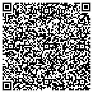 QR-код с контактной информацией организации БРИ, строительная компания, ООО