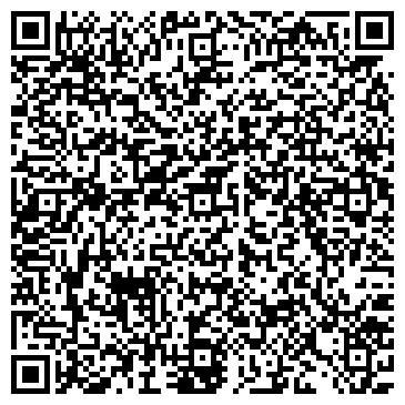 QR-код с контактной информацией организации Салон штор Кутасы, компания