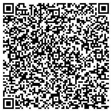 QR-код с контактной информацией организации Студия дизайна AX design