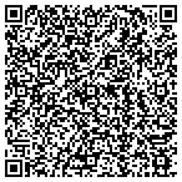 QR-код с контактной информацией организации Студия ландшафтного дизайна Миловид, ООО