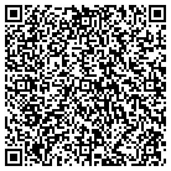 QR-код с контактной информацией организации YZdesign, ЧП