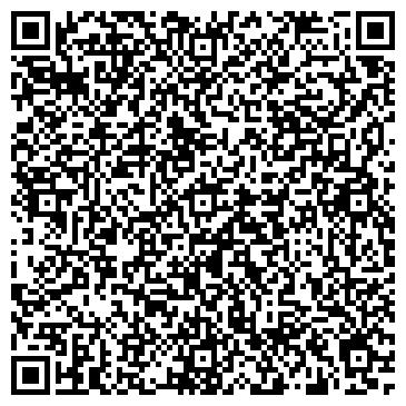 QR-код с контактной информацией организации МегаПростир (D&S), ООО