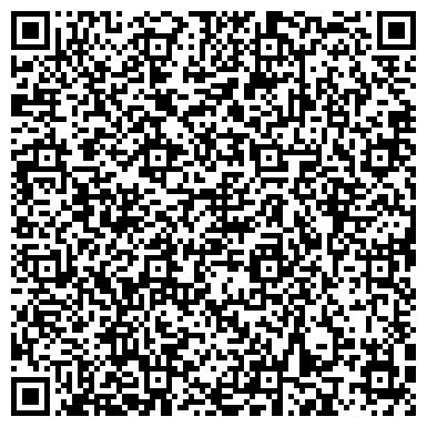 QR-код с контактной информацией организации Прекрасный сад, ЧП