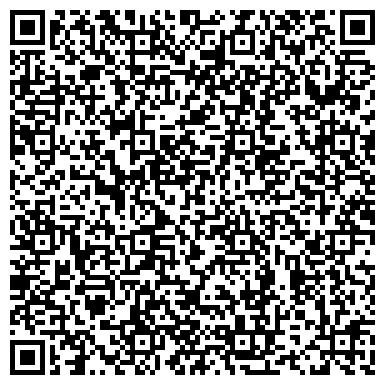 QR-код с контактной информацией организации Первоцвет садовый центр, ЧП