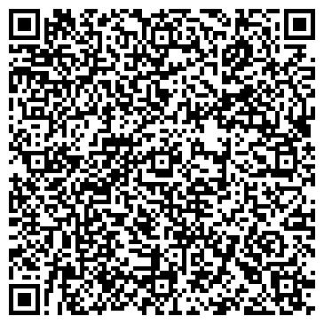 QR-код с контактной информацией организации Decor OTTO, салон штор