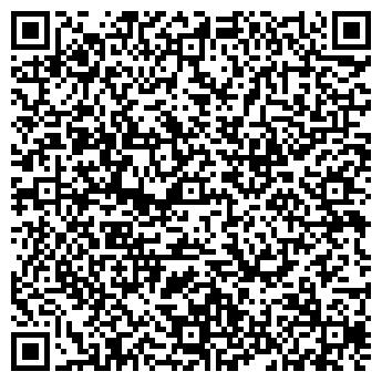 QR-код с контактной информацией организации Будресурс, ООО