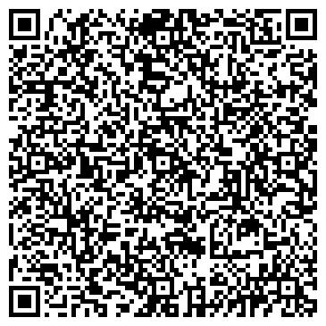 QR-код с контактной информацией организации Акварель стиль студия ландшафтного дизайна, ООО