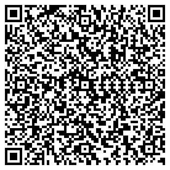 QR-код с контактной информацией организации Телеос Буд, ООО