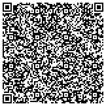 QR-код с контактной информацией организации Проектно-консультационный центр Соцветие, ЧП