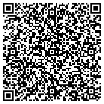 QR-код с контактной информацией организации Флора, СПД