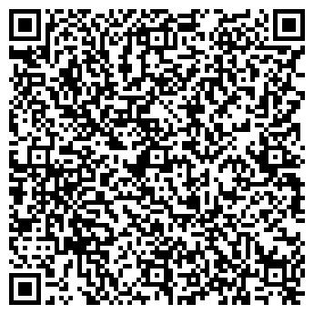QR-код с контактной информацией организации Mark five, ИП