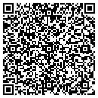 QR-код с контактной информацией организации Мариел, ИП