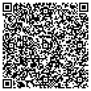 QR-код с контактной информацией организации PolyFloor (Полифлур), ТОО
