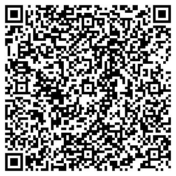 QR-код с контактной информацией организации Зелёный ковёр, ИП