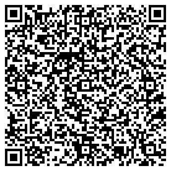 QR-код с контактной информацией организации Зеленая стена, ИП