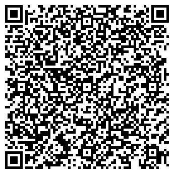QR-код с контактной информацией организации Лужок, Магазин