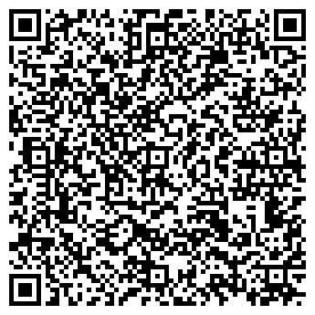 QR-код с контактной информацией организации Glint art (Глинт арт), ИП
