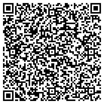 QR-код с контактной информацией организации CService (ССервис), ИП