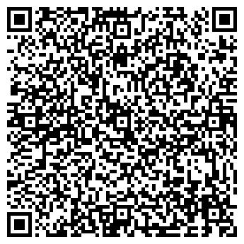 QR-код с контактной информацией организации Озеленение, ИП