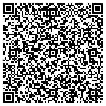 QR-код с контактной информацией организации Саначёв А.В., ИП