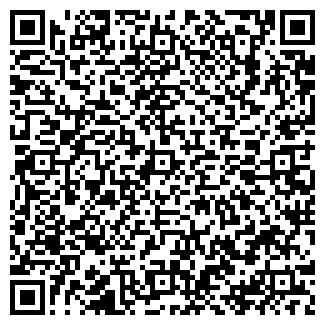 QR-код с контактной информацией организации Эрмитаж, ИП