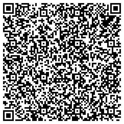 QR-код с контактной информацией организации Красный квадрат, студия дизайна