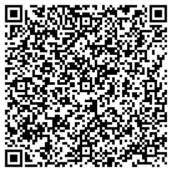 QR-код с контактной информацией организации Нескучный сад, ИП
