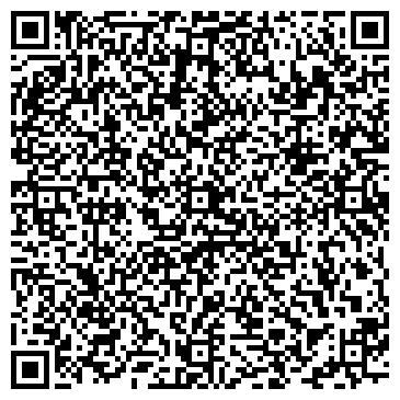 QR-код с контактной информацией организации Ballux design studio (Баллукс дизайн студио), ТОО