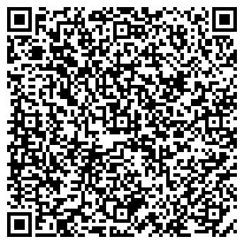 QR-код с контактной информацией организации Паритет-2003, Компания