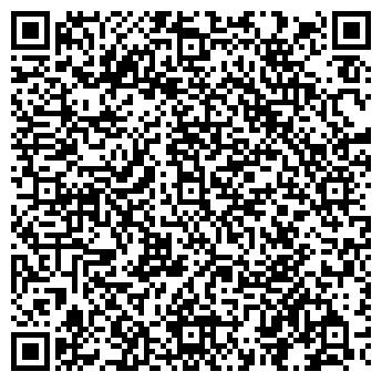 QR-код с контактной информацией организации Руппель, ИП