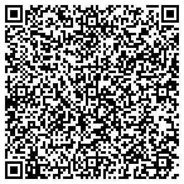 QR-код с контактной информацией организации Студия ландшафтного дизайна, ИП
