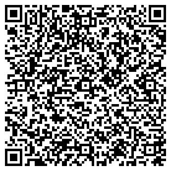 QR-код с контактной информацией организации Флореаль, ТОО