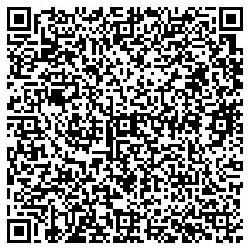 QR-код с контактной информацией организации Леметрисс, ООО
