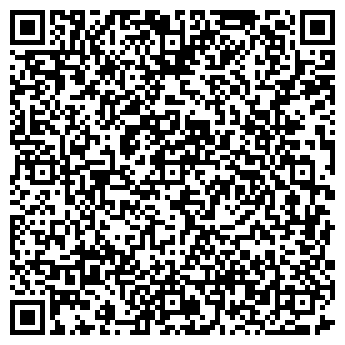 QR-код с контактной информацией организации Интерра, СПД