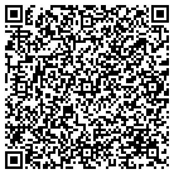 QR-код с контактной информацией организации Кольца+, ЧП