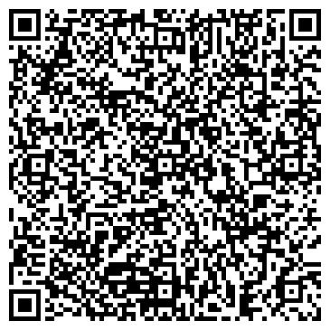 QR-код с контактной информацией организации МЕГО ПЛЮС, ООО