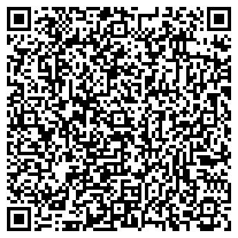 QR-код с контактной информацией организации Малышев, ЧП