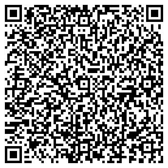 QR-код с контактной информацией организации Юпитер, ЧУПП