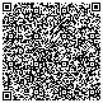 QR-код с контактной информацией организации Национальный научно-исследовательский центр мониторинга озоносферы, учреждение