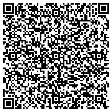 QR-код с контактной информацией организации Донбас Климат, ЧП