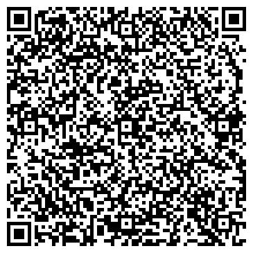 QR-код с контактной информацией организации Каскад, магазин