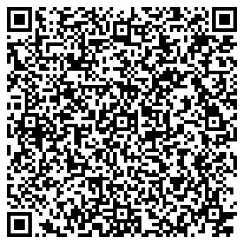 QR-код с контактной информацией организации Киевские мастера, ООО