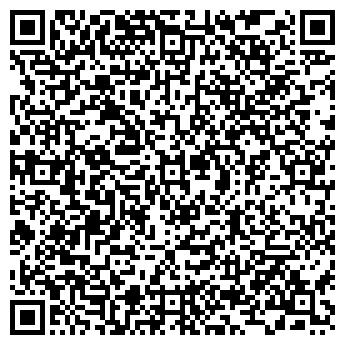 QR-код с контактной информацией организации Гротис, ООО