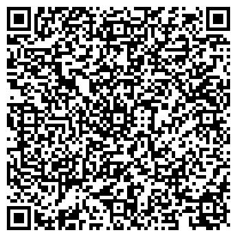 QR-код с контактной информацией организации Тэос, ООО