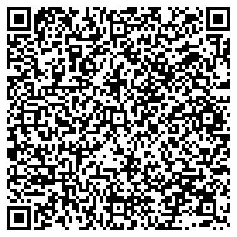 QR-код с контактной информацией организации HotRoom, ЧП
