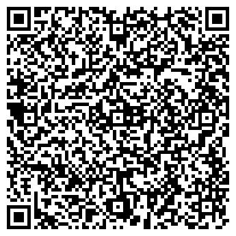 QR-код с контактной информацией организации Мега Ватт, ООО